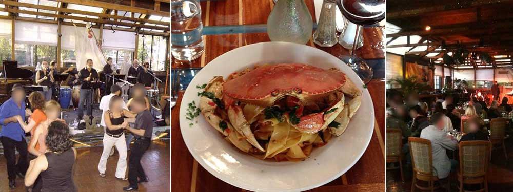 Italian Seafood Restaurant, Sausalito, Marin County, San Francisco ...